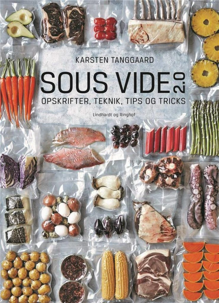 Sous vide, Sous vide 2.0, Karsten Tanggaard, sous vide opskrift, kamben, grillmad, opskrift, kogebog, opskrifter