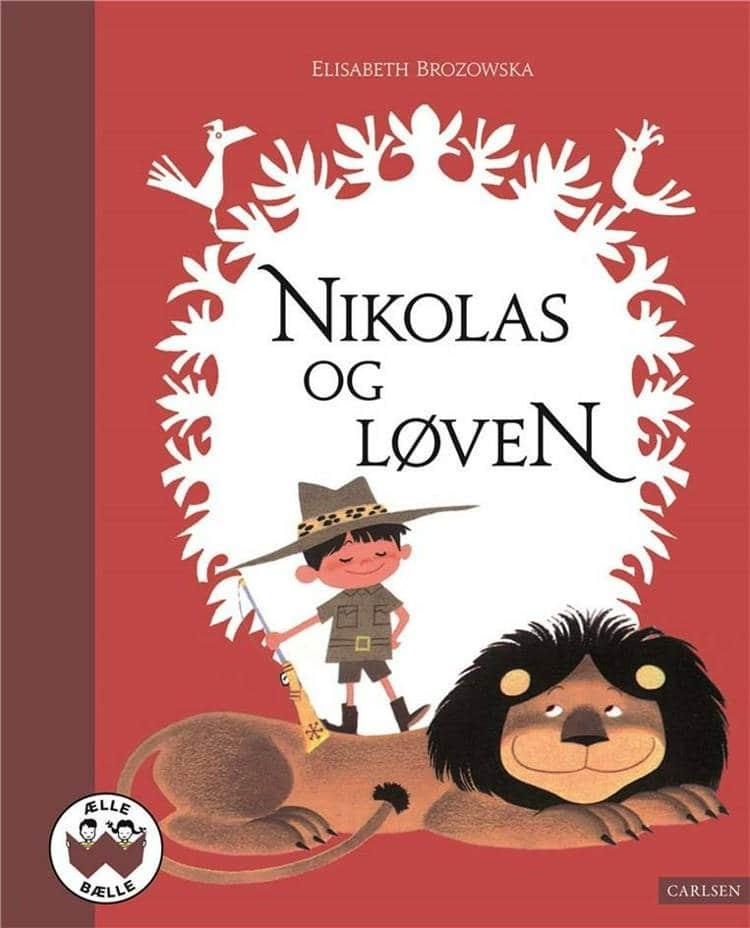 ælle bælle, nostalgi, klassiske børnebøger, Nikolas og løven