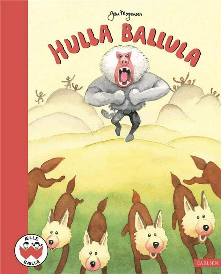 Ælle bælle, nostalgi, klassiske børnebøger, jan mogensen, Hulla Ballula