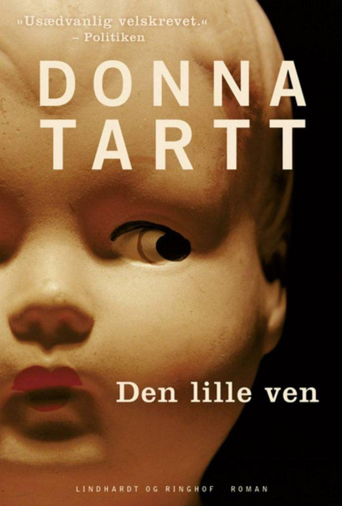 Den lille ven, Donna Tartt, amerikansk roman, amerikanske romaner,