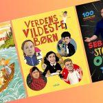De bedste børnebøger til de 7-12-årige