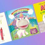 Sommerferiebøger til de 0-3-årige