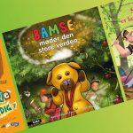 Skønne børnebøger til de 4-6-årige