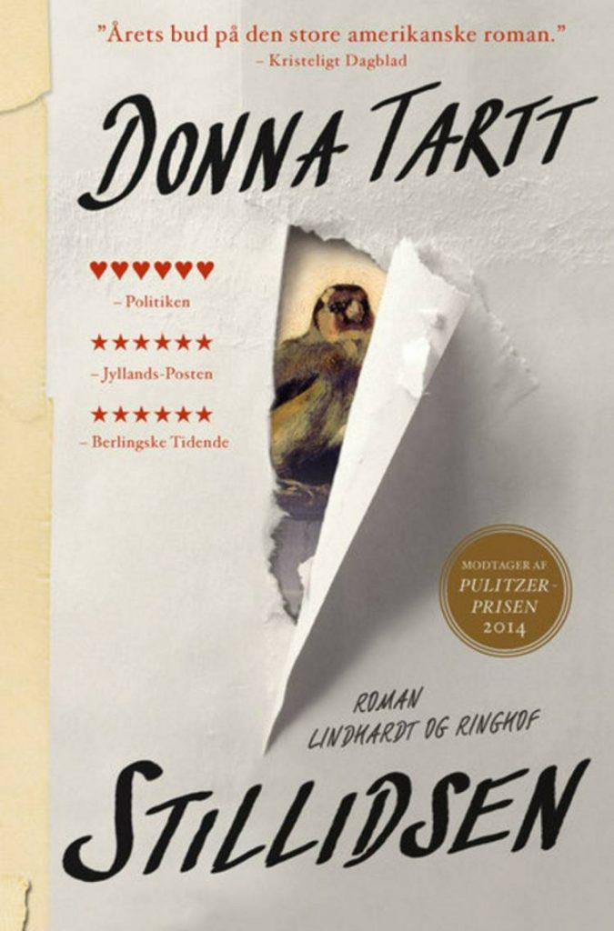 Stillidsen, Donna Tartt, amerikansk roman, amerikanske romaner,