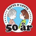 Totte og Lotte fylder 50 år og har stadig grydehår
