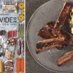 Grillmad med sous vide: Saftige BBQ-kamben med coleslaw
