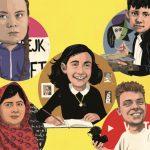 Verdens vildeste børn! Kom tæt på Malala, Messi og Marie Curie