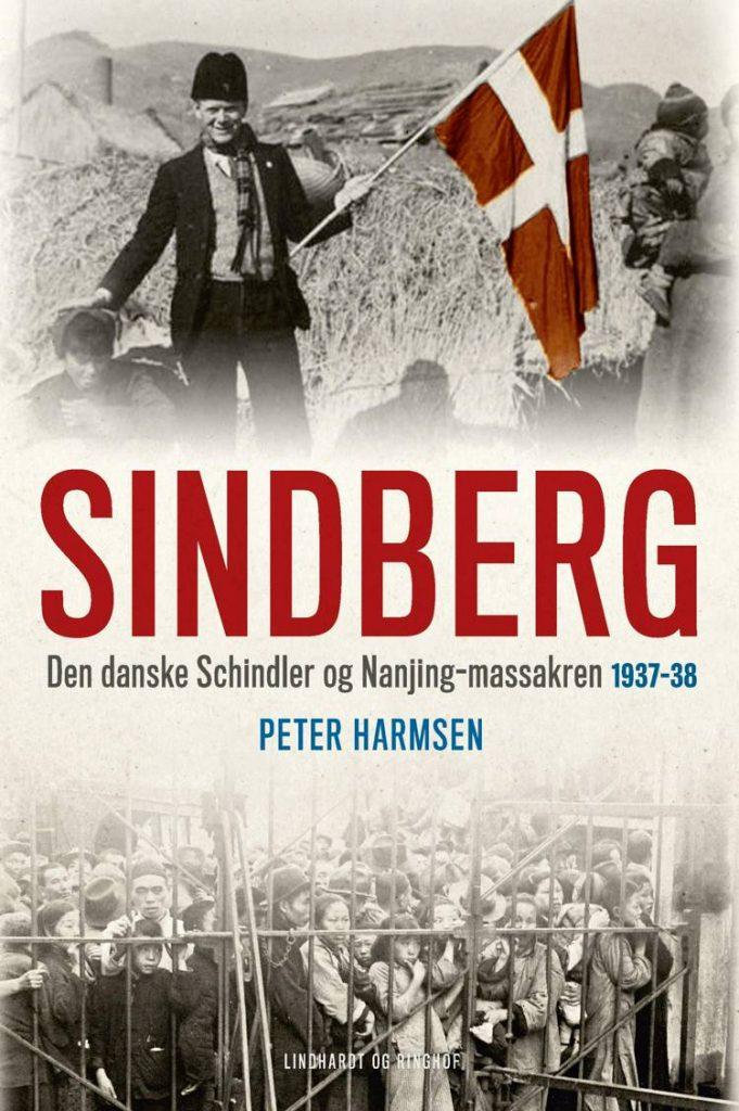 Sindberg, Bernhard Sindberg, Anden Verdenskrig, Nanjing-massakren, Peter Harmsen