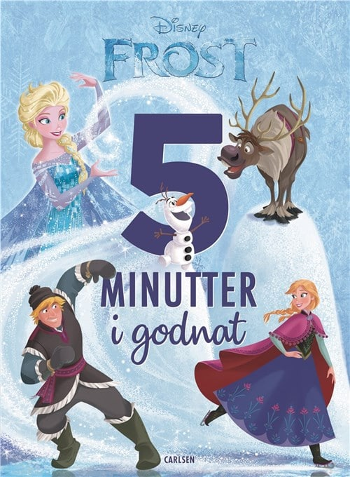 5 minutter i godnat, Frost, Disney
