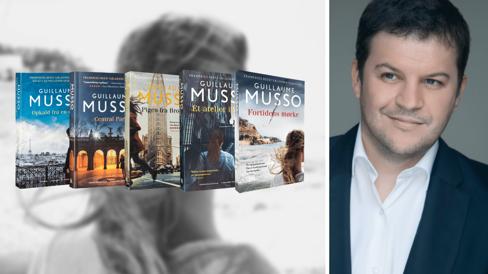 Musso, Guillaume Musso, Krimi