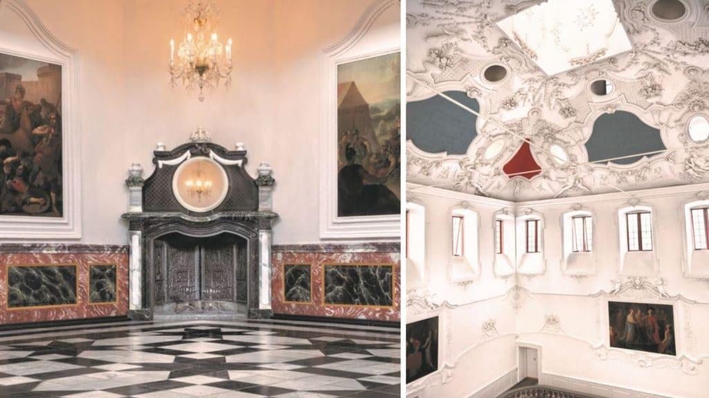 Fredensborg Slot, Kongelige rammer, J. Henriette Linnemann, fagbog, fagbøger, danske slotte