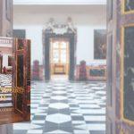 Træd ind på Fredensborg Slot og oplev de kongelige gemakker