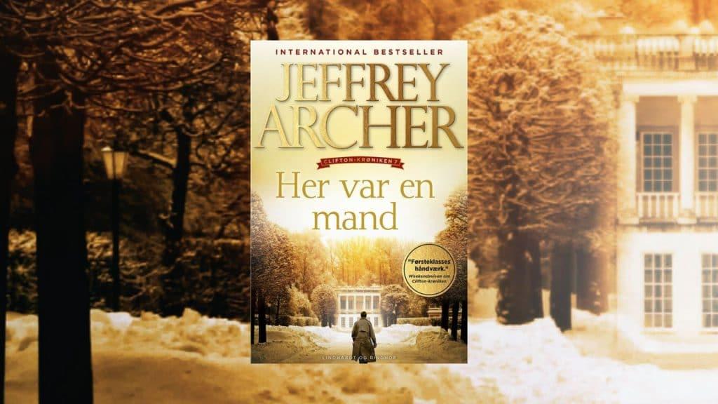 Her var en mand af Jeffrey Archer