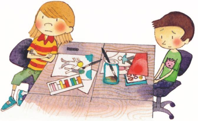 Min dag i nulte, skolestart, børnebøger, børnebog, at starte i skole