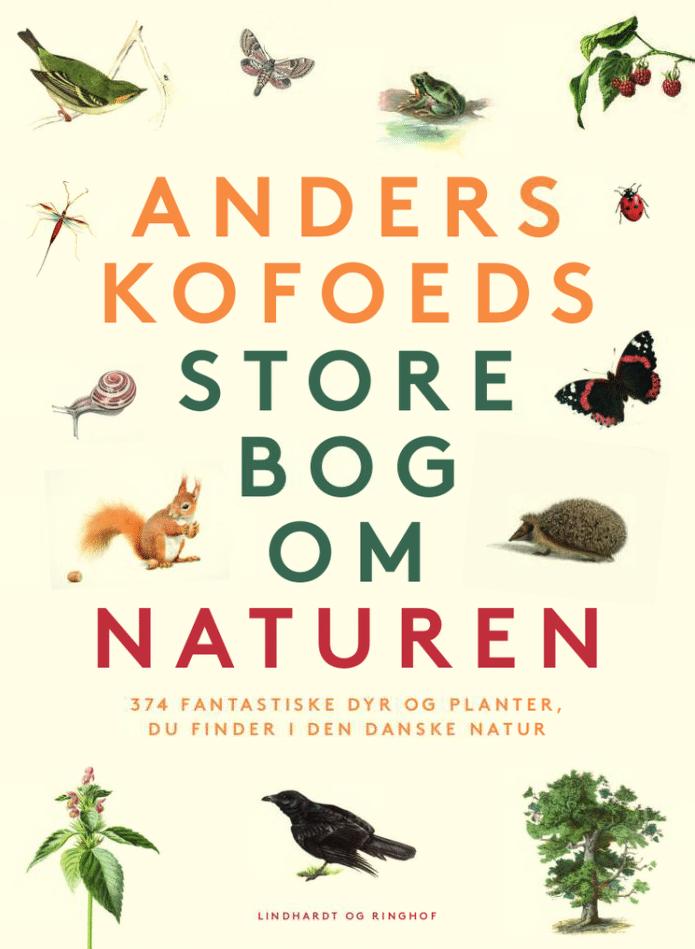 Anders Kofoed, natur, bedste bøger
