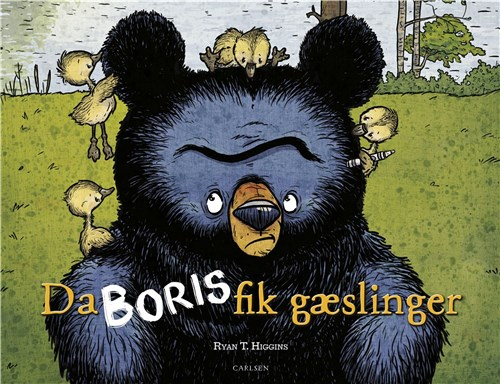 Boris, bøger med dyr