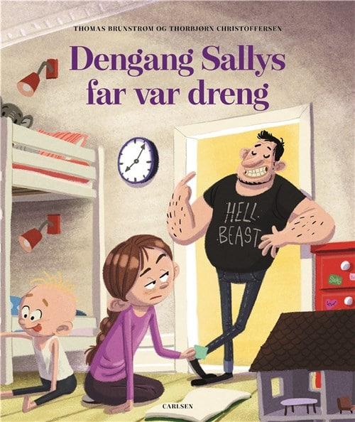 Dengang Sallys far var dreng, Thomas Brunstrøm