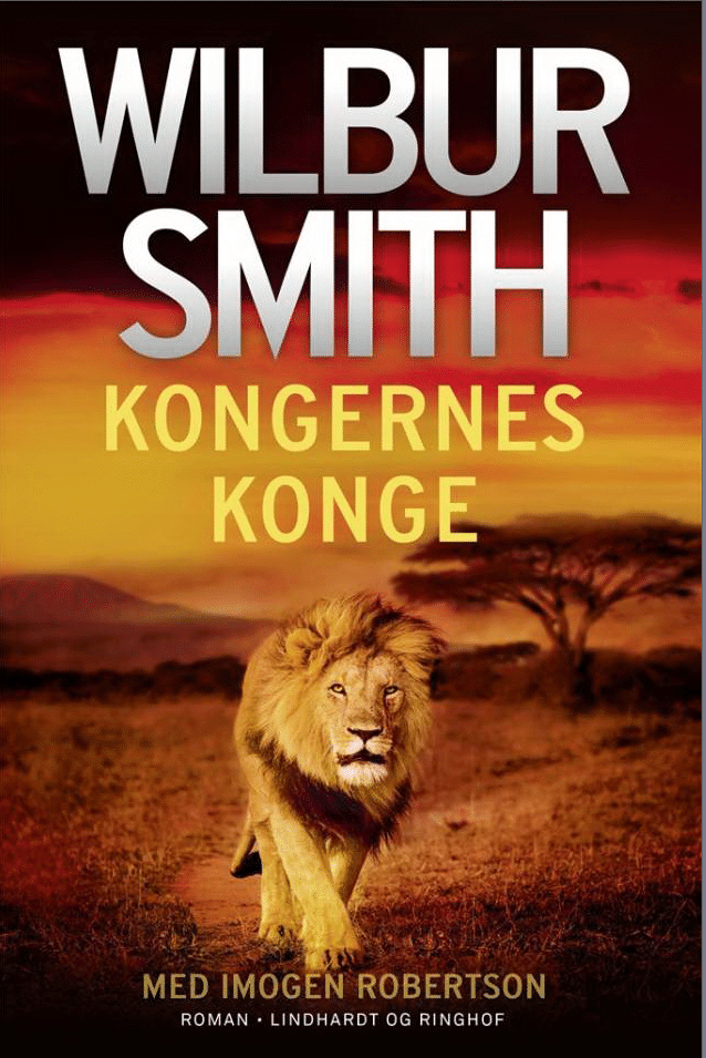 Kongernes konge af Wilbur Smith - efterårslæsning