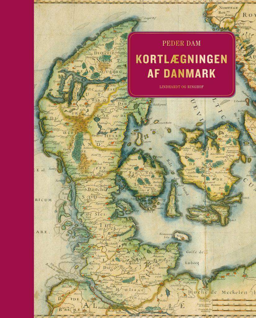 Kortlægningen af Danmark, bedste bøger
