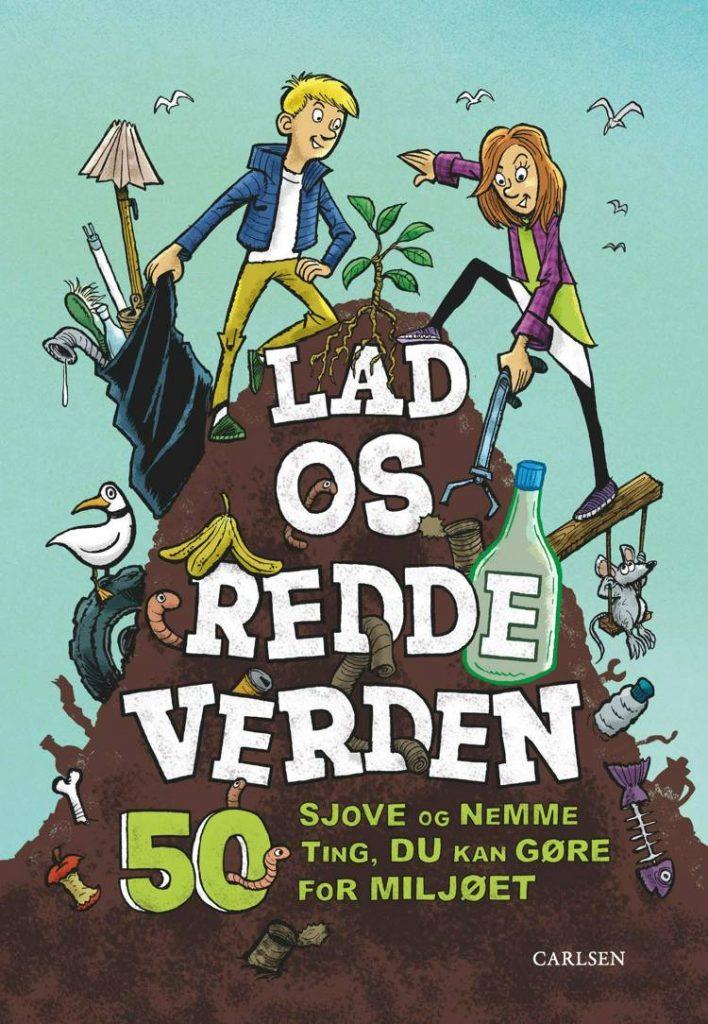 Fagbøger til børn, Lad os redde verden