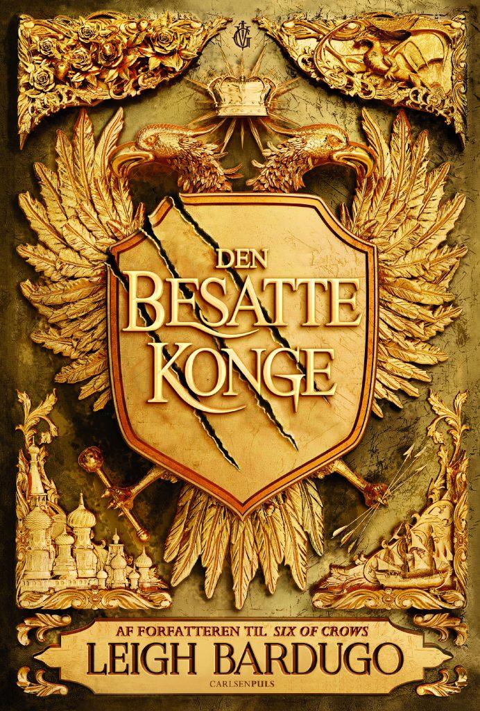 king of scars, den besatte konge, leigh bardugo, ya, fantasy, young adult, ungdomsbog, ungdomsbøger, ya-bøger