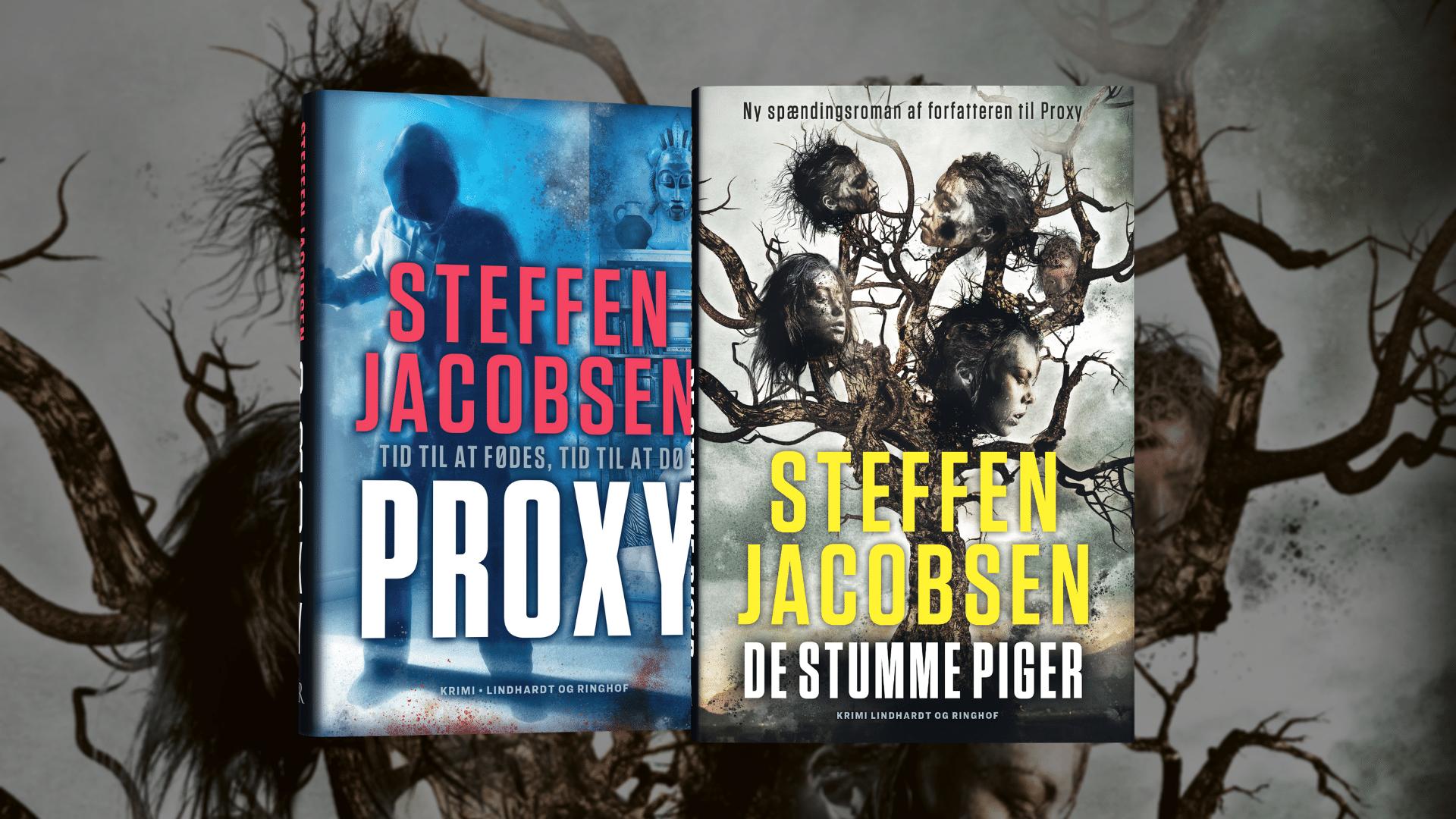 Steffen Jacobsen, De stumme piger, Proxy
