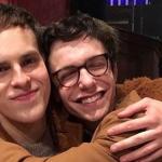 Når 2 x Evan = Kærlighed