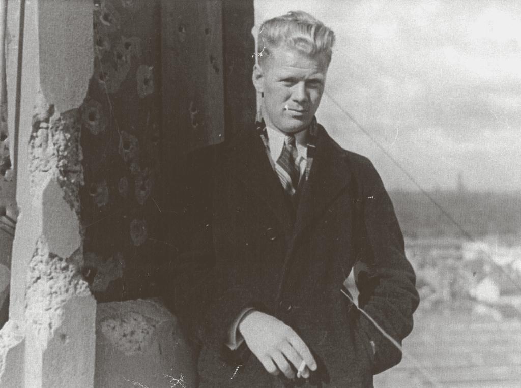 Bernhard Sindberg blev født i Århus, men endte sine dage i USA.