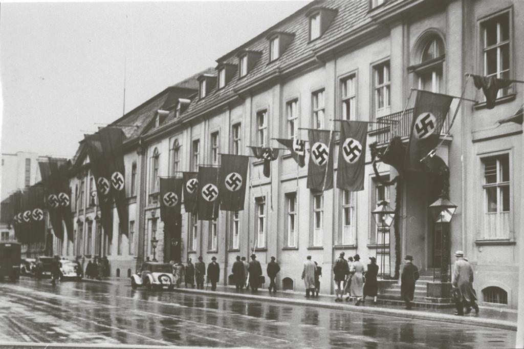 Billede af Wilhelmstrasse fra Sidste nyt fra Berlin