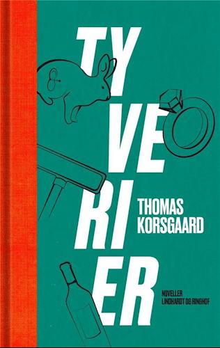 Tyverier, bøger udgivet i 2019