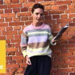 """""""En god bog åbner altid op for en samtale"""" – Lise Rønne"""