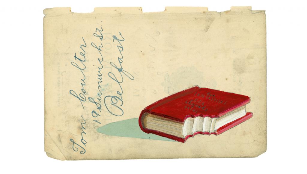 læselyst, børnebog, oliver jeffers, den fantastiske bogslugende dreng