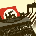Sidste nyt fra Berlin. Dansk journalistik under pres i Hitlers Tyskland