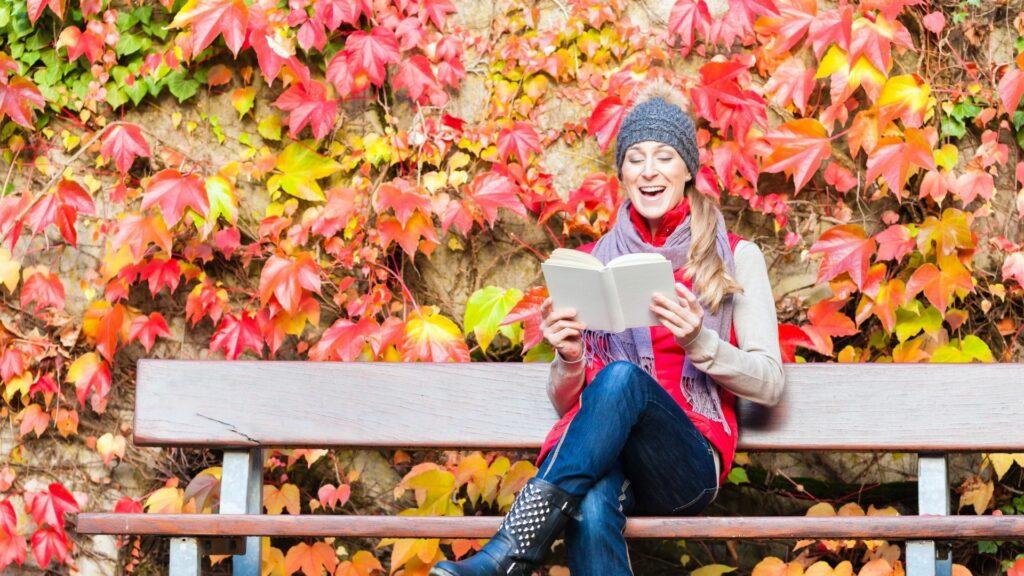 10 romaner til din efterårsferie