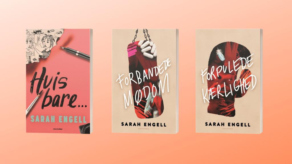 sarah engell, ya, young adult, forbandede mødom, forpulede kærlighed, hvis bare, ungdomsbog, ungdomsbøger