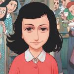 Anne Franks Dagbog får nyt liv som tegneserie