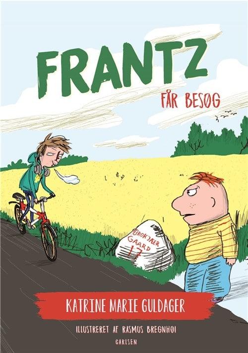 Frantz får besøg, frantz-bøgerne