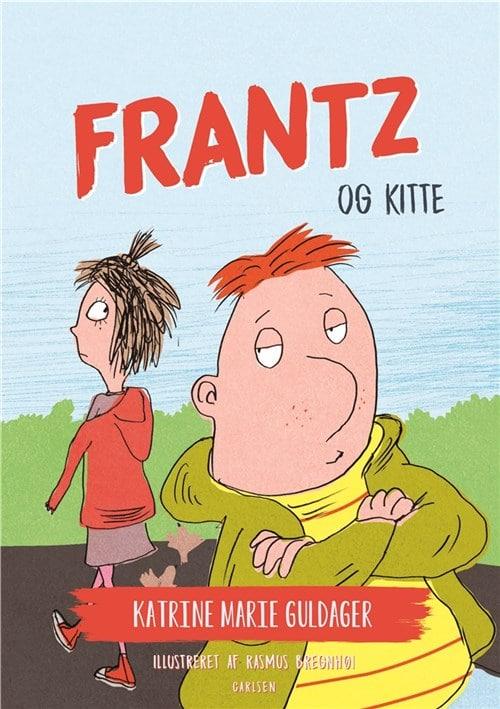Frantz og Kitte, frantz-bøgerne