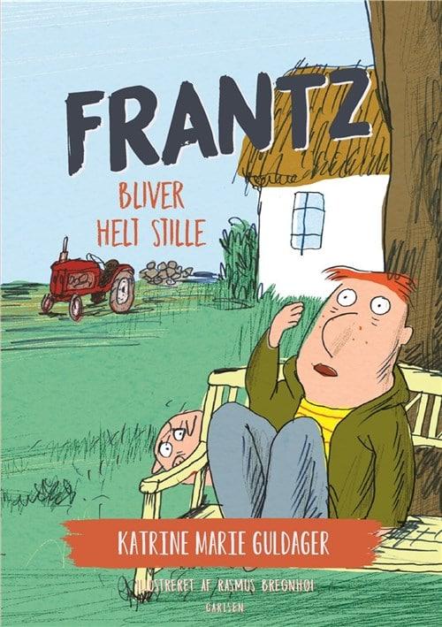 Frantz bliver helt stille, frantz-bøgerne