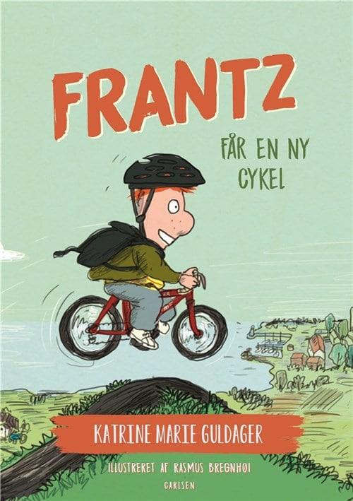 Frantz får en ny cykel