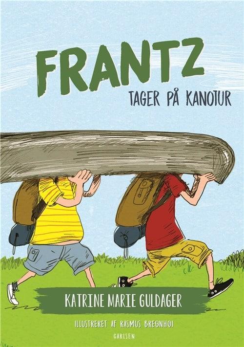 Frantz tager på kanotur