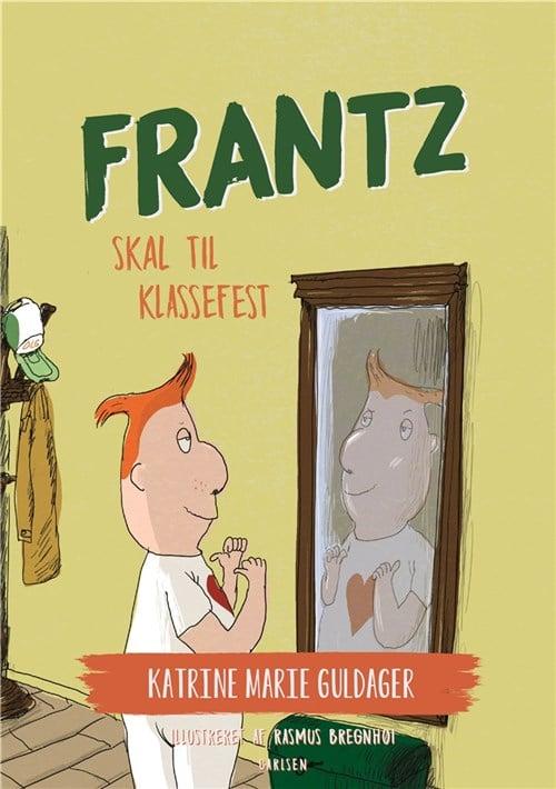 Frantz skal til klasssefest