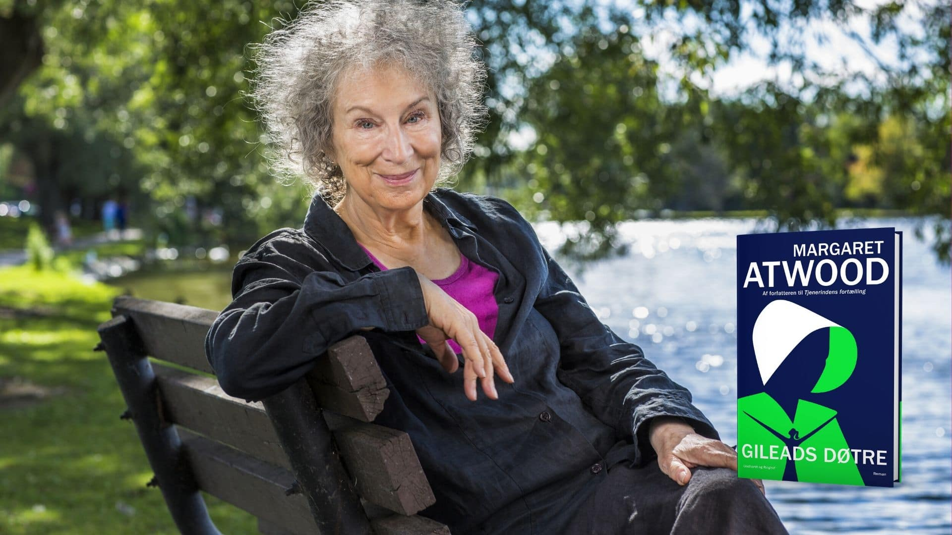 Margaret Atwood, Gileads døtre, The Testaments, Booker pris