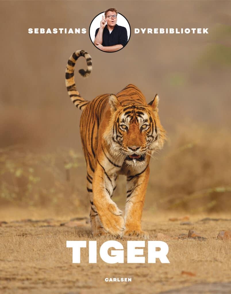 Tiger, Sebastians dyrebibliotek, Sebastian Klein