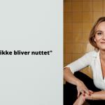 Maren Uthaug: Hele mit liv har jeg været imod at skulle castes som den søde pige