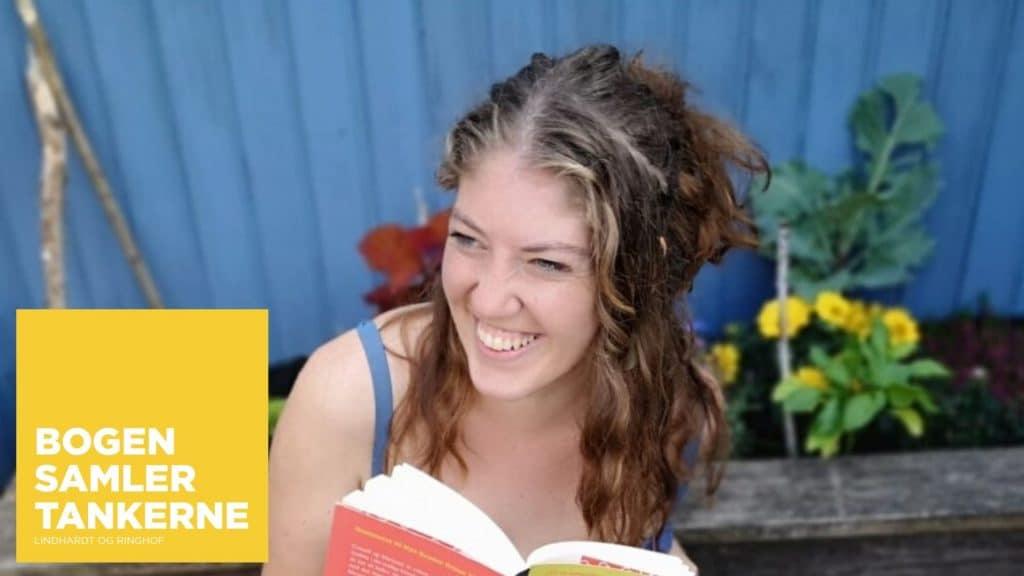 Bogen samler tankerne, litteraturdk, læseglæde, læsekampagne