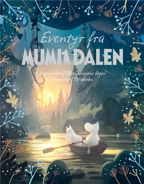 Eventyr fra Mumidalen, eventyrbøger