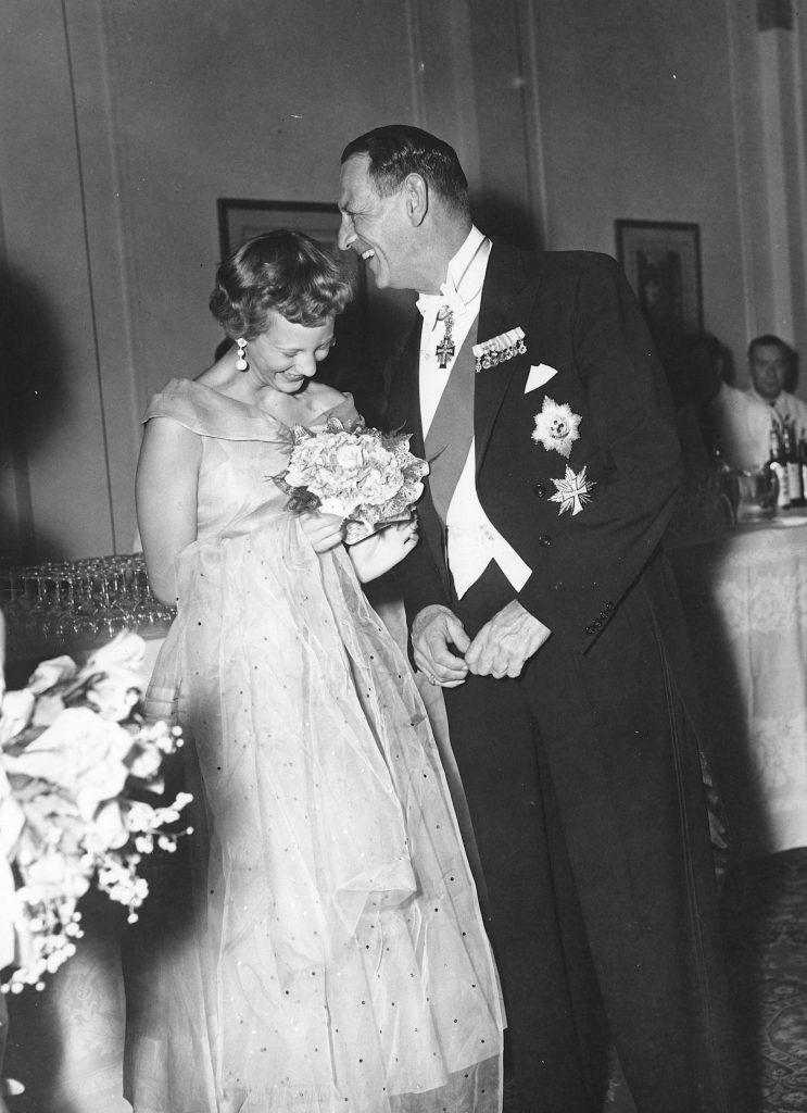Dronning Margrethe, Karin Palshøj