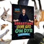 Quiz med Sebastian Klein: Kan du gætte dyr med superkræfter?