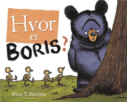 Hvor er Boris?